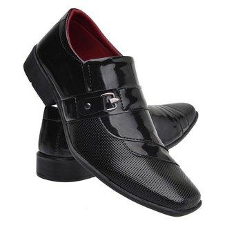 Sapato Social Masculino Macio Casual Dia a Dia Moderno