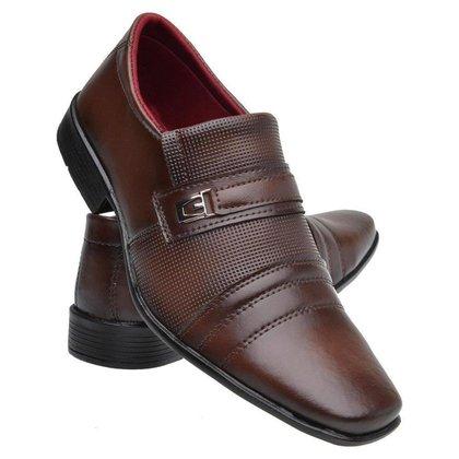 Sapato Social Masculino Macio Confortável Dia a Dia Elegante