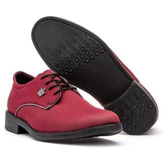 Sapato Social Masculino Oxford Conforto - Preto - 43