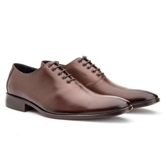 Sapato Social Masculino Premium Couro Bigioni