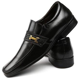 Sapato Social Masculino SF Outlet Confort Sintético
