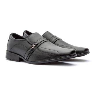 Sapato Social Masculino Torrenezzi Em Couro - Cor