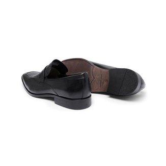 Sapato Social Masculino Youth Couro 9015A