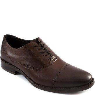 Sapato Social  Metropolitan Orion Democrata Masculino