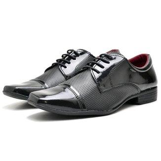 Sapato Social Modern Masculino DUBUY 707AB