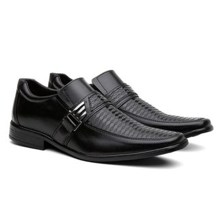Sapato Social Nápoles Festa Leve Masculino