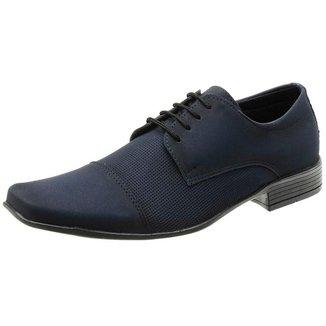 Sapato Social Nobuck Conforto Antiderrapante Zabath Masculino