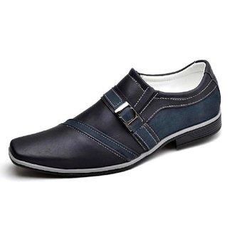 Sapato Social Novo Habito Forrado Palmilha Confort Masculino