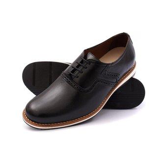 Sapato Social Oxford Ingles Lucilena Calcados.net Masculino