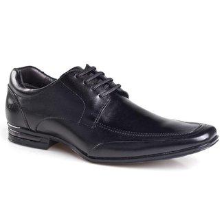 Sapato Social Oxford Masculino Rafarillo Couro Amarração