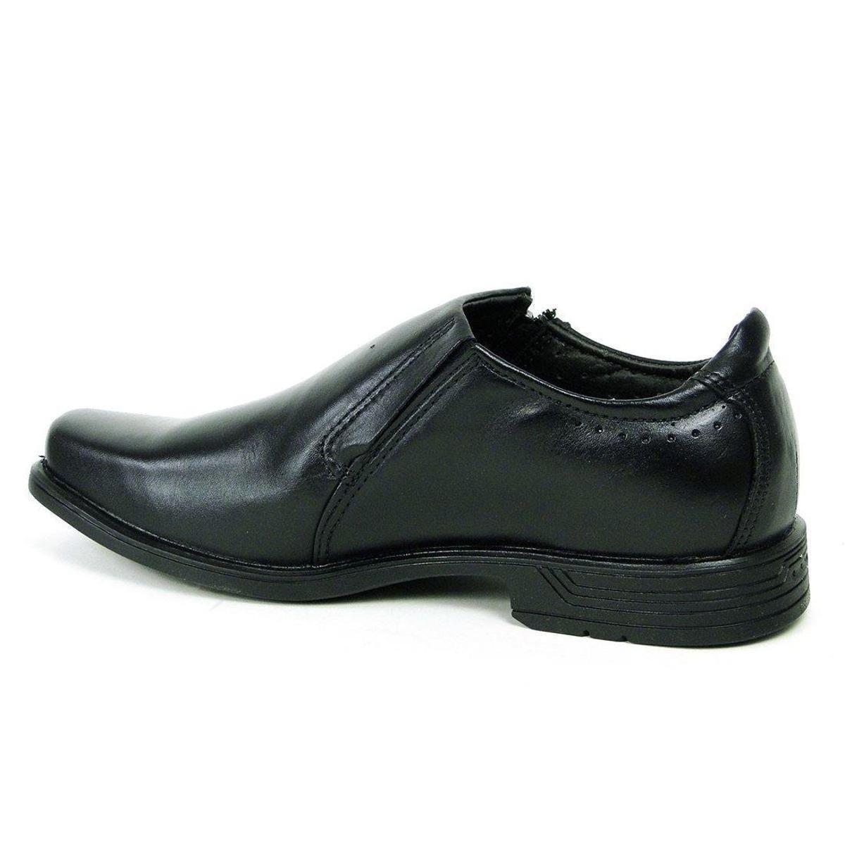 Zíper Zíper Preto Sapato Social Pegada com Pegada Sapato com Social Sapato Preto qXpxXwvU