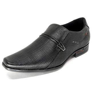 Sapato Social Pegada Couro Elegant