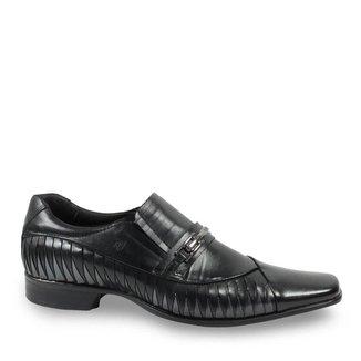 Sapato Social Rafarillo 79385 em Couro Masculino
