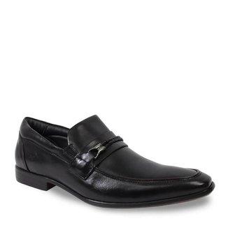 Sapato Social Rafarillo  Recortes em Elástico Masculino