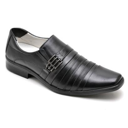 Sapato Social Ranster Couro confort Masculino