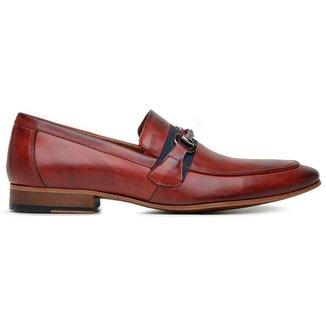 Sapato Social Red Em Couro 58851