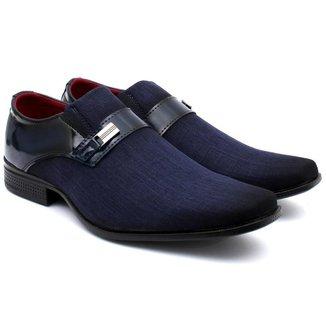 Sapato Social Renovally Conforto Masculino