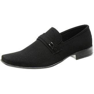 Sapato Social Roma Shoes   Solado Anti Derrapante Masculino