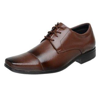 Sapato Social Roma Shoes  Solado Anti Derrapante Veneza Masculino