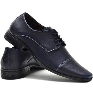 Sapato Social Ruggero Confort Masculino