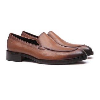 Sapato Social  Samello Corolla  Couro Masculino