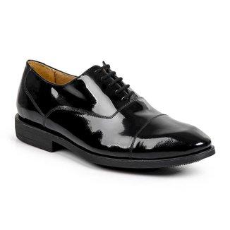 Sapato Social Sandro Moscoloni Verniz Legacy Tuxedo Masculino