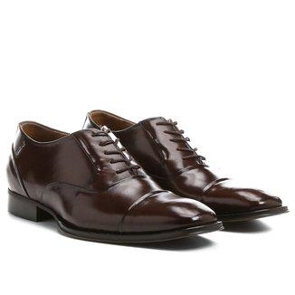 Sapato Social Sergio K Solado Couro