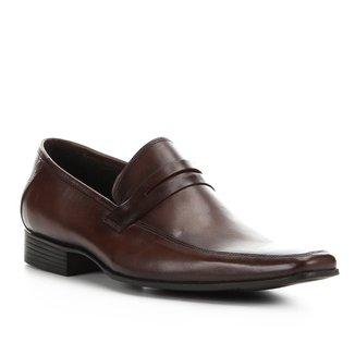 Sapato Social Shoestock Detalhe Gravata Clássico Masculino