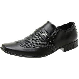 Sapato Social Solado Antiderrapante Macio Conforto San Lorenzo Masculino