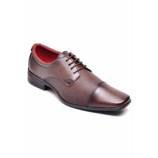 Sapato Social Top Flex com Cadarço Masculino