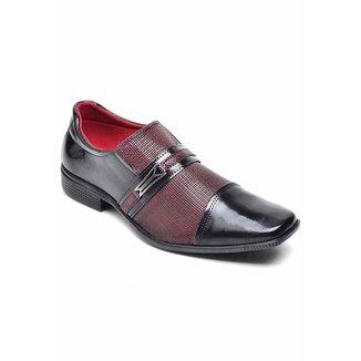 Sapato Social Top Flex Sem Cadarço Masculino