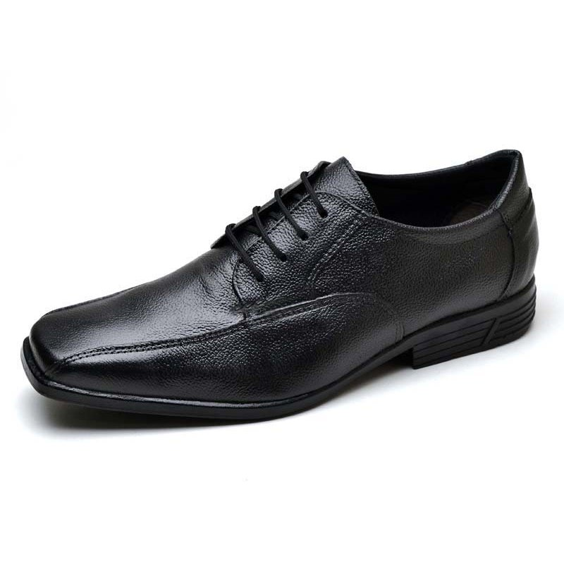 df567d4a78 Sapato Social Top Franca Shoes - Preto - Compre Agora