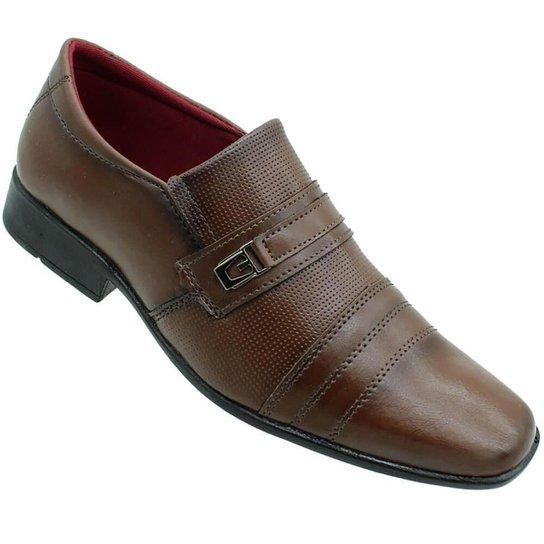 Sapato Social Torrenezzi Masculino - Marrom
