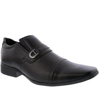Sapato Social Valença Com Pesponto - Masculino