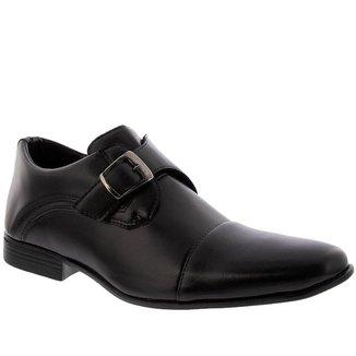 Sapato Social Valença Detalhe Recortes Masculino