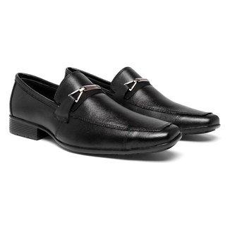 Sapato Social Valesconi Calçados Couro Masculino