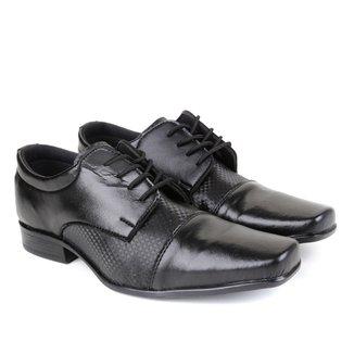 Sapato Social Walkabout Alto Brilho Masculino