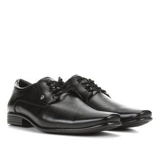 Sapato Social Walkabout Bico Quadrado Tacha Masculino