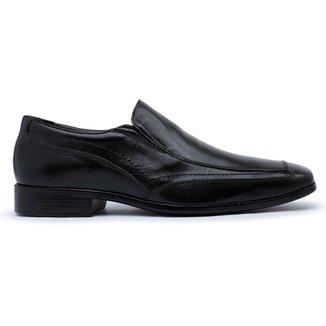 Sapato Social York Em Couro Centuria Preto