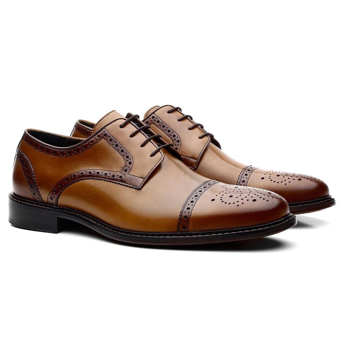 1a7045af37 Sapato Tom Lord Derby Ted Masculino | Zattini