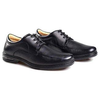 Sapato Torani Comfort Cadarço Masculino