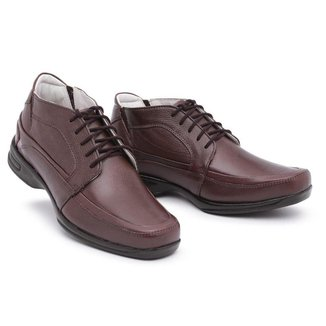 Sapato Torani Confortável Cadarço Masculino