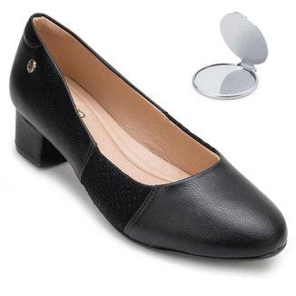 Sapato Via Uno e Espelho VU20-4620