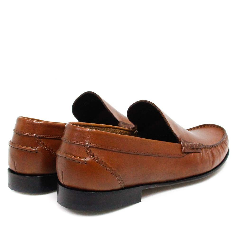 Shoes Sapato Sapato Caramelo Loafer Couro Zariff Zariff CrCqwntzxB