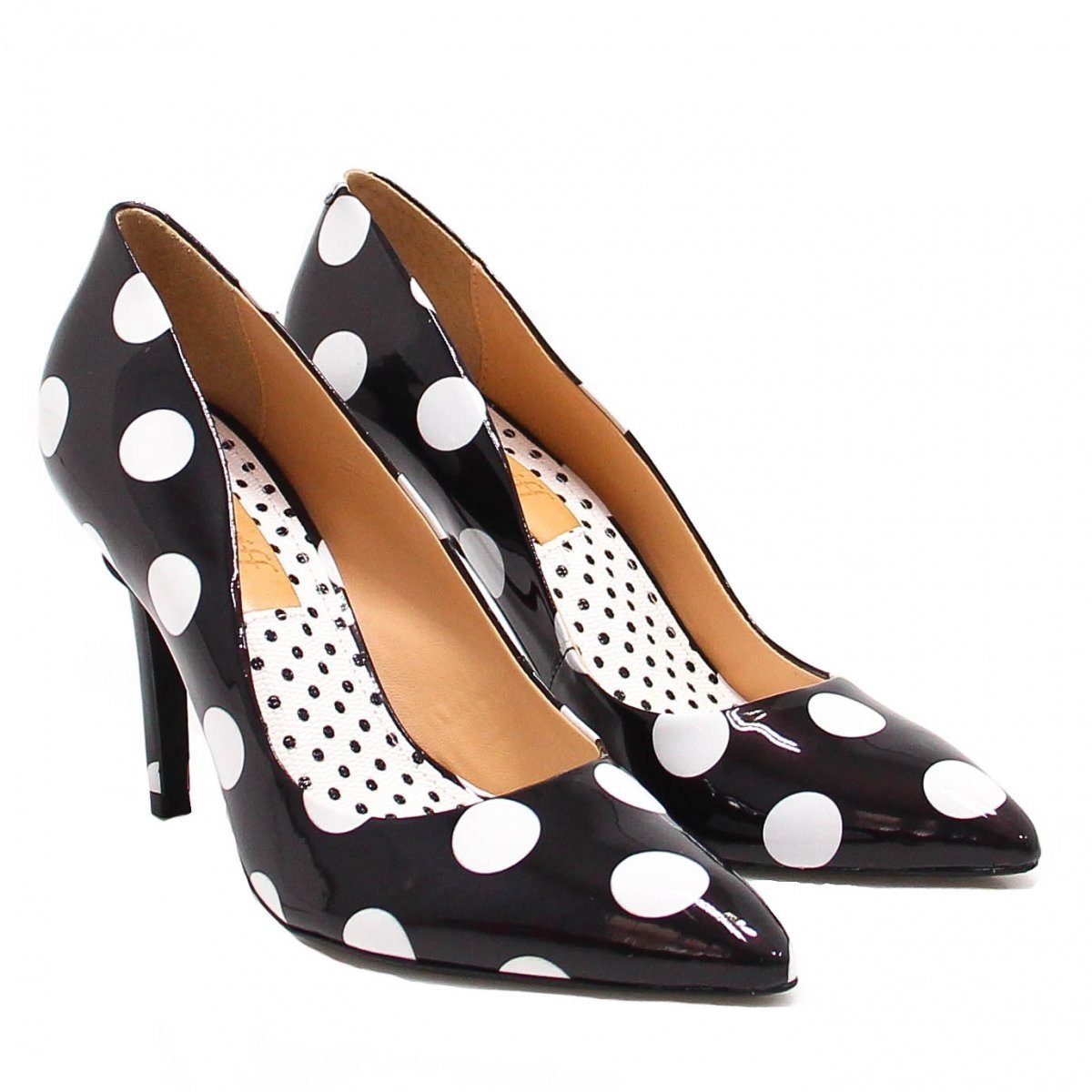 Shoes Zariff Sapato Sapato Zariff Preto Scarpin Verniz 7x0OWw