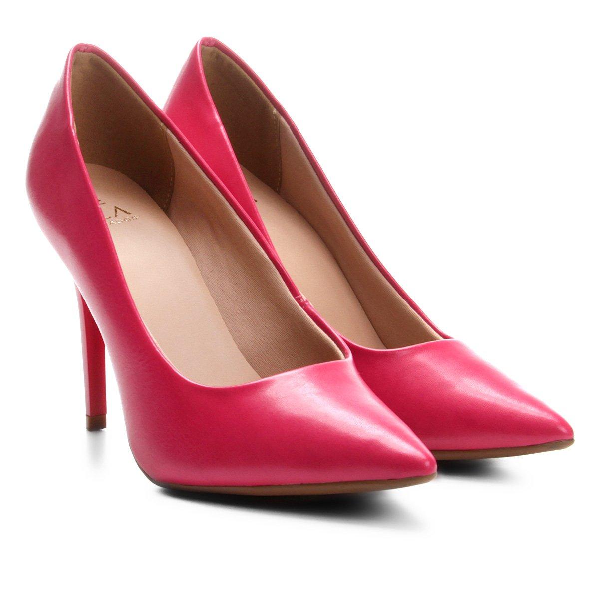 Scarpin Scarpin Alto Pink Ala Fino Pink Salto Ala Salto Fino Alto Ala Scarpin qrvx5q6Z
