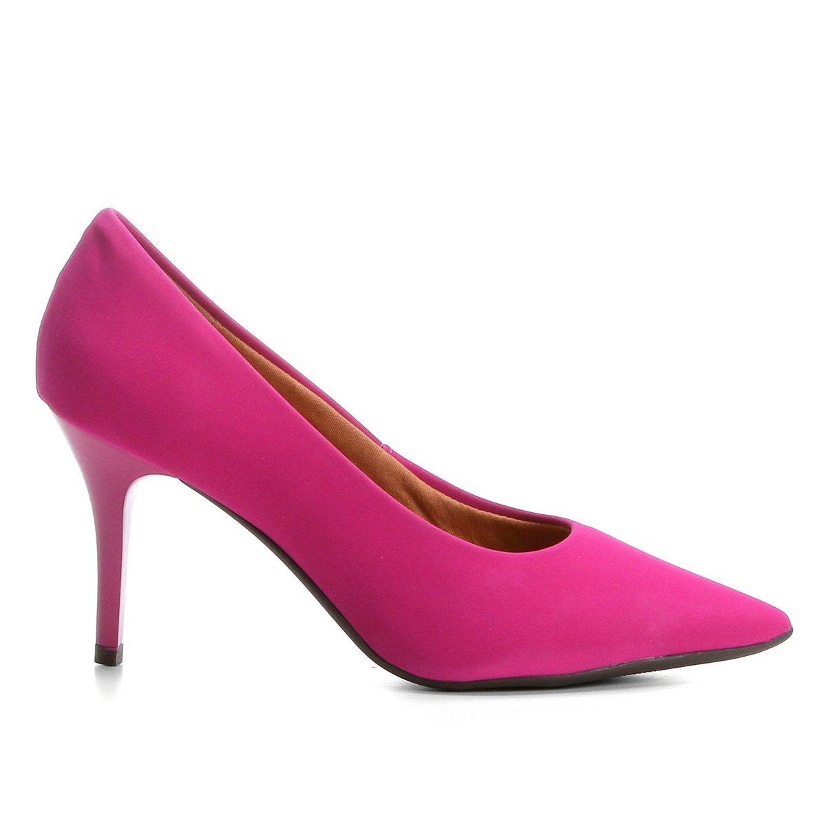 10ff358a85 Scarpin Salto Pink Scarpin Ala Ala Alto Nobuck qdvWC for ...