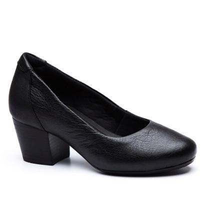 Scarpin Couro Doctor Shoes 278 Feminino-Feminino