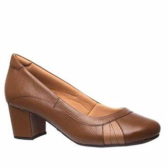 Scarpin Couro Doctor Shoes 279 Feminino