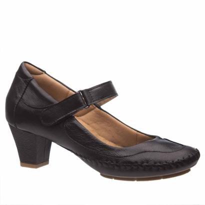 Scarpin Couro Liso Doctor Shoes Feminino-Feminino